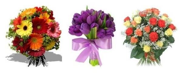 Flores: O significado do seu Bouquet!