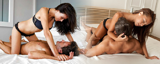 10 argumentos para fazer sexo frequentemente!