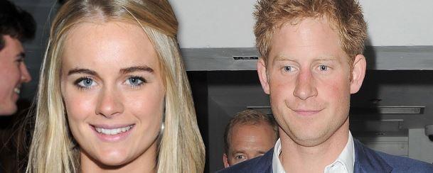 Príncipe Harry e Cressida Bonas reconciliaram-se!