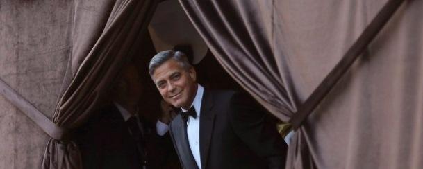 As fotos do casamento de George Clooney e Amal!