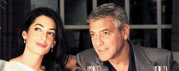 George Clooney pressionado para ter filhos!