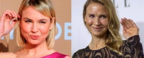 Renée Zellweger diz estar feliz com novo rosto!