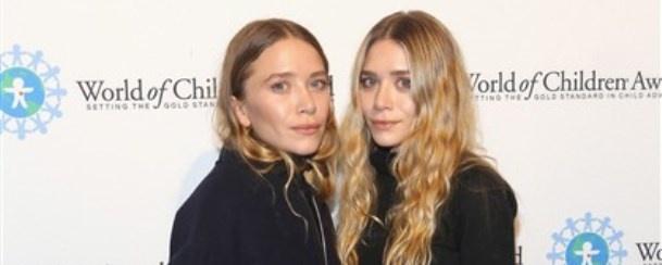 Mary-Kate está diferente da irmã gémea!